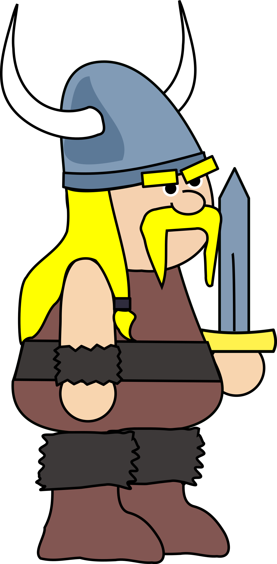 Medieval clipart viking Warrior Clipart Viking warrior Viking