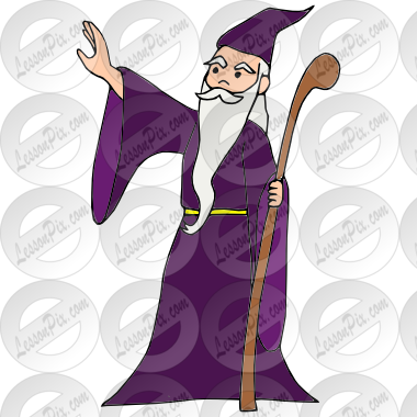 Wizard clipart medieval Decorations Picture Use Wizard Therapy