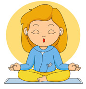 Meditation clipart Size:  Results Results 105
