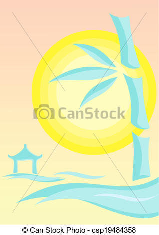 Meditation clipart abstract  picture Clipart meditation for