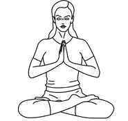 Meditation clipart hindu saint Search Search Meditation Meditation Yoga