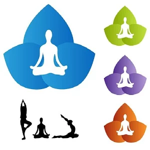 Meditation clipart get fit The it a there and