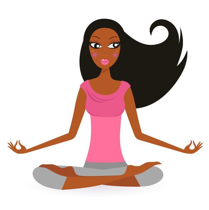 Meditation clipart get fit Less Pinterest on in 17