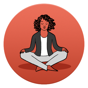 Meditation clipart insight The Breathe Relaxation of &