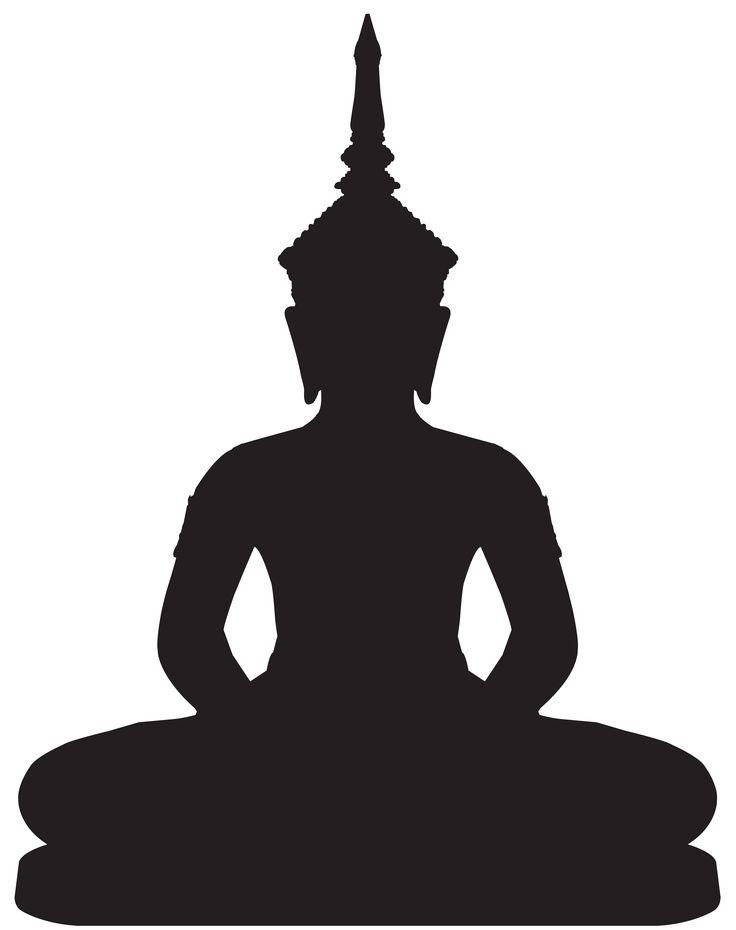 Zen clipart buddhism WEB Best ideas clipart Silhouette