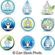 Meditation clipart mindfulness 740   symbols meditation