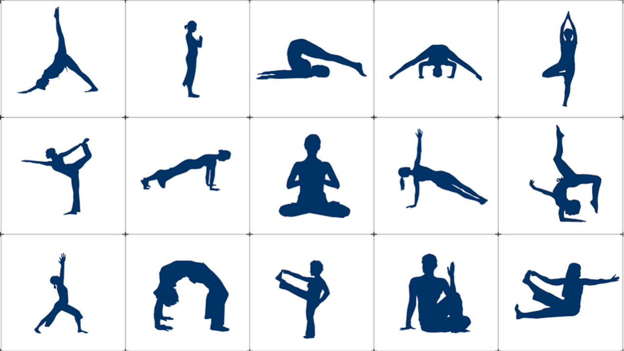 Meditation clipart physical exercise For good exercise health The