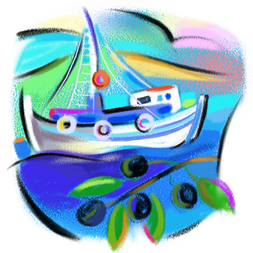 Mediterranean clipart #3