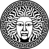 Medusa clipart GoGraph snake Art head with
