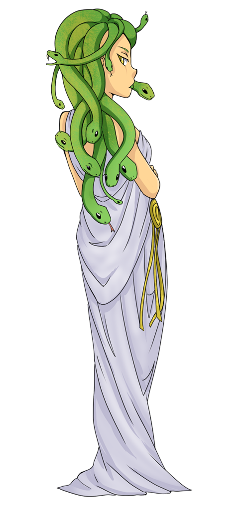 Medusa clipart Of Domain Clip to requires