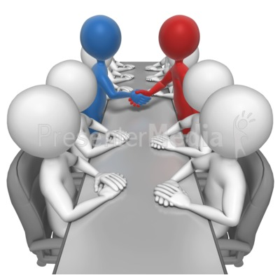 Meeting clipart animated #4