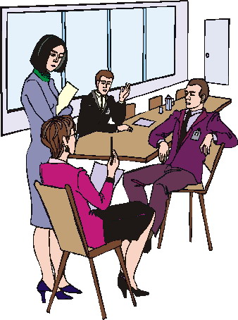 Meeting clipart animated Meeting FREE! Meetings: image Animations