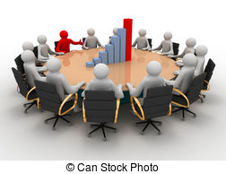 Meeting clipart boardroom meeting Meeting Artby Orla6/153; images