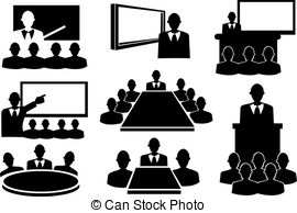 Meeting clipart boardroom meeting Meeting Clipartby archideaphoto4/417; Clipart 755
