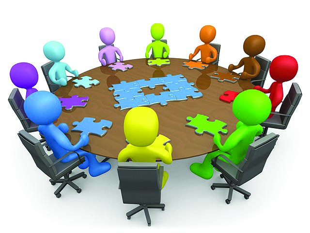 Club clipart discussion group Meeting Board Clipart  clipart