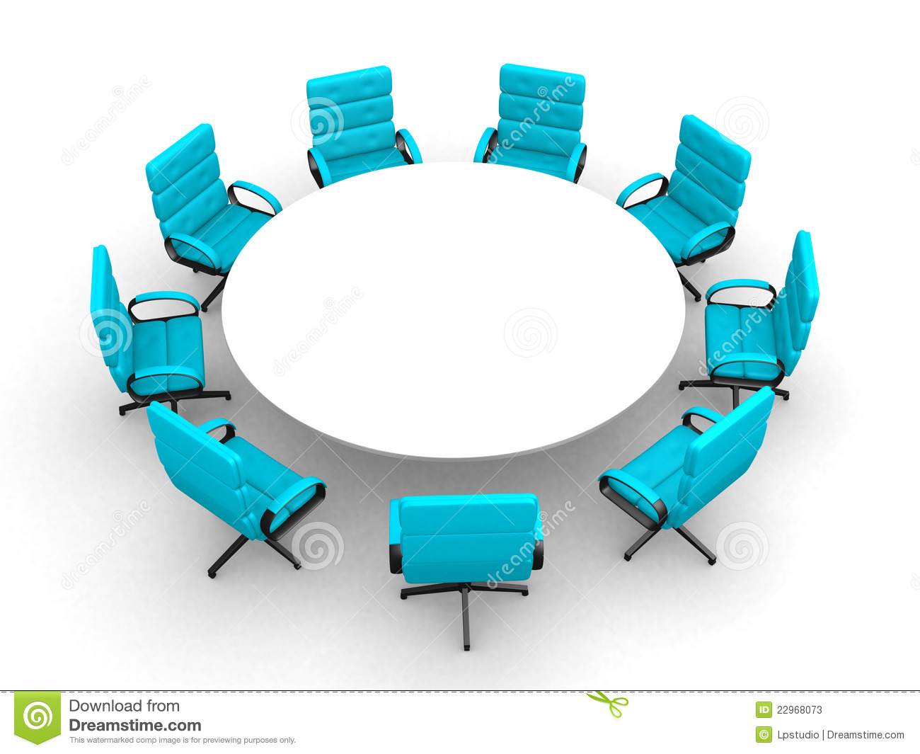 Meeting clipart boardroom meeting Clipart Table Clip Round Images