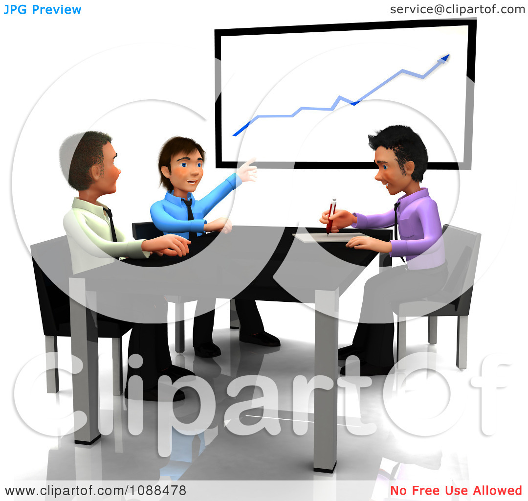 Meeting clipart boardroom meeting Clip Business Meeting Free Images