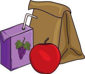 Meeting clipart brown bag lunch #13