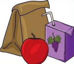 Meeting clipart brown bag lunch #11