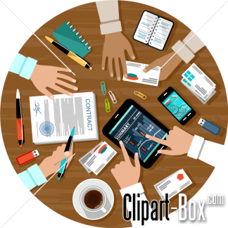 Meeting clipart business meeting Png clipart Images meeting Stock