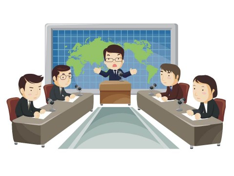 Meeting clipart business meeting Clipart pictures  Business Collection