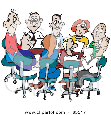 Office clipart office meeting Meeting Office Clipart Free cliparts
