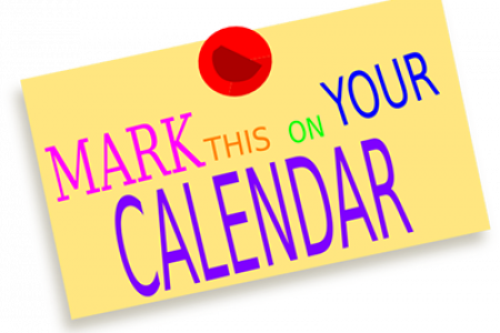 Meeting clipart calendar #12