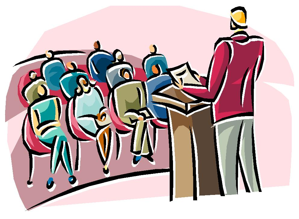 Meeting clipart cartoon 2010 Pictures Archives Davie Clip