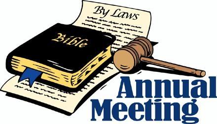 Date clipart church business meeting Meeting  Clip Church Tonight