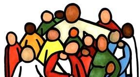 Staff clipart meeting Church pics clip free Image
