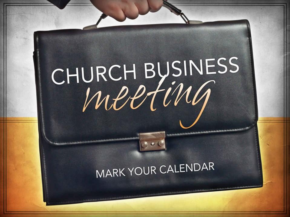 Date clipart church business meeting Staff of Church staff meetings