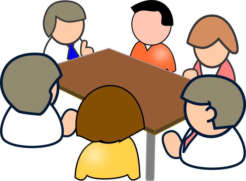 Meeting clipart church staff Medical Health Art meeting Doctor