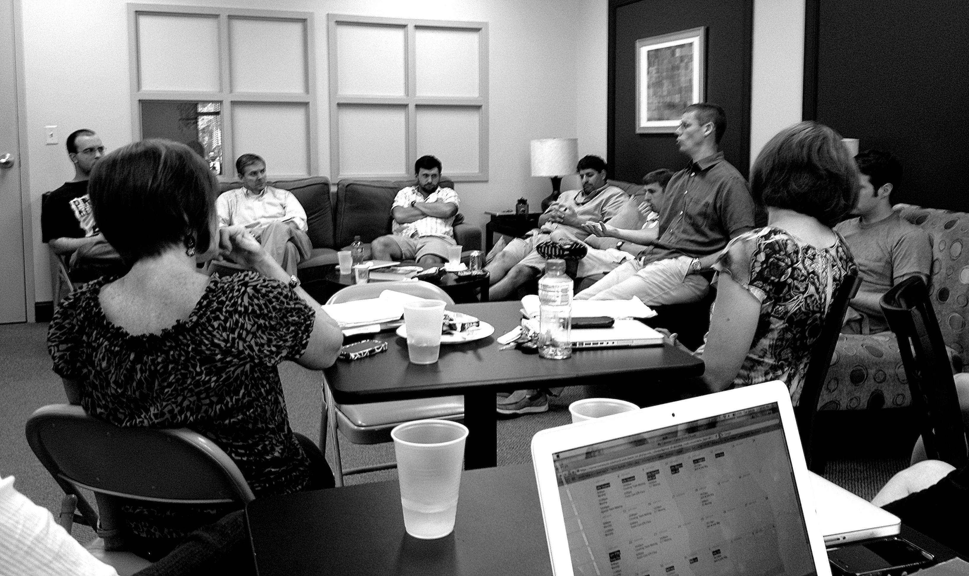 Meeting clipart church staff Staff staff all Meeting Clipart