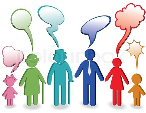 Meeting clipart community Family (58+) Community Meeting Clipart
