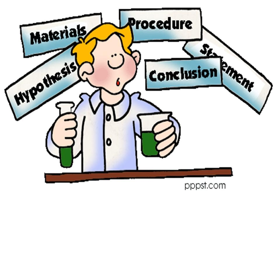 Choice clipart hypothesis Free science clipart for Teacher