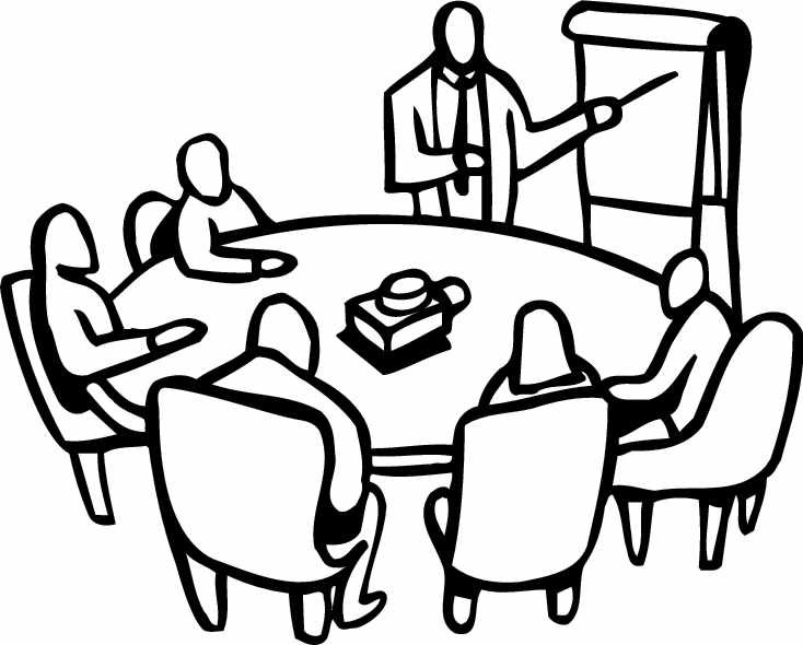 Meeting clipart conference Meeting Free Cliparts Clipart Meeting