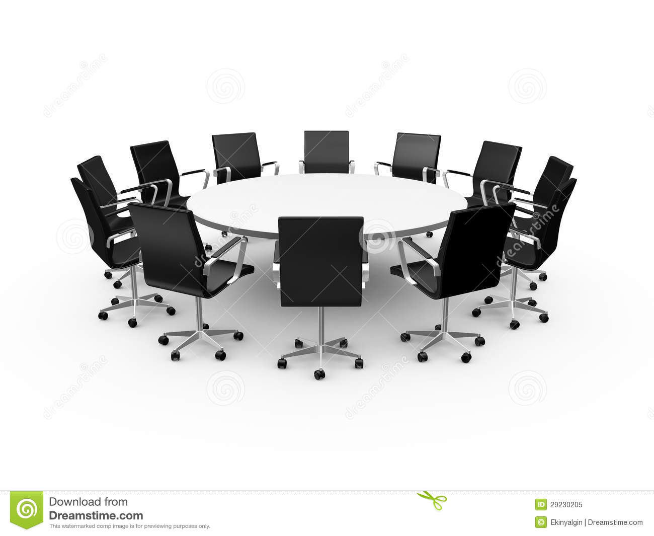 Meeting clipart conference Conference  room clipart table