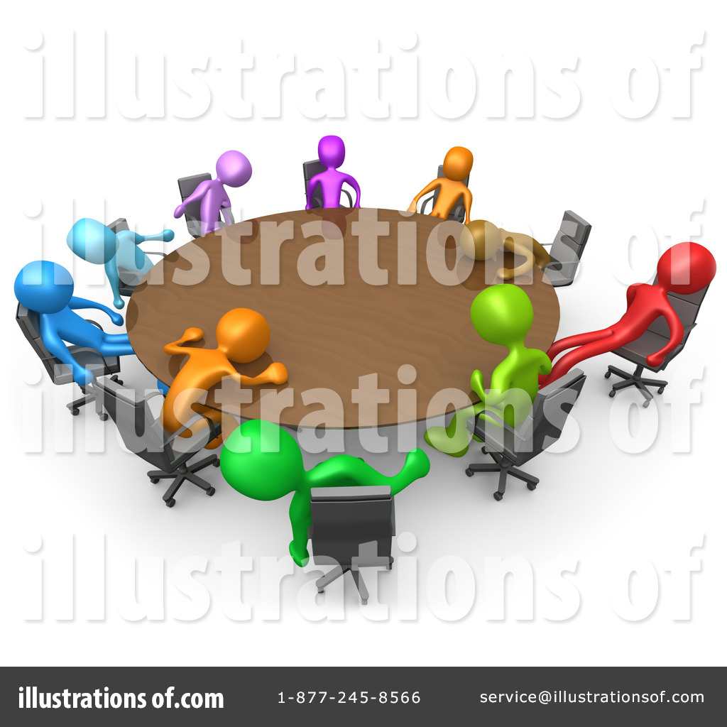 Meeting clipart cooperation #11