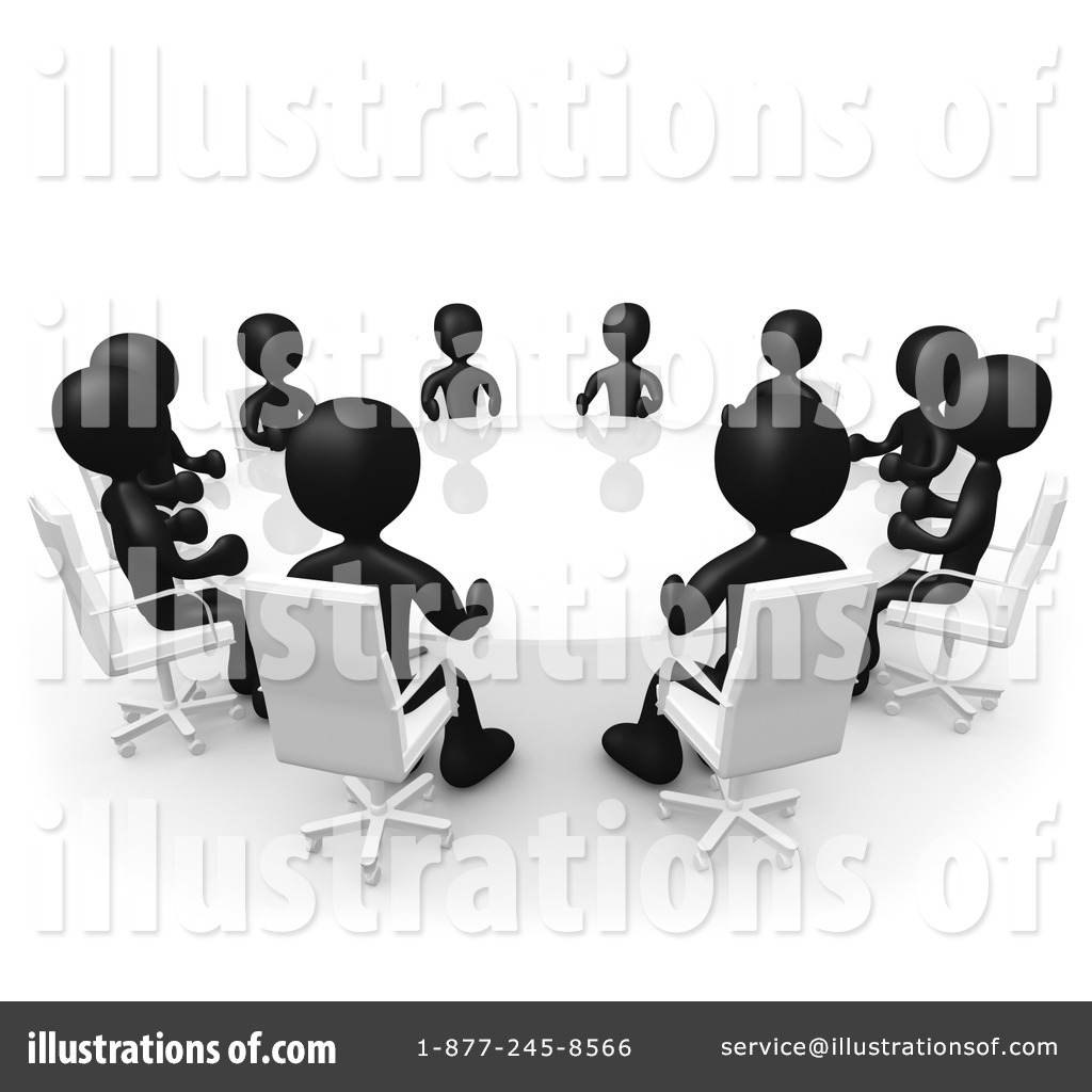 Meeting clipart corporate meeting Illustration Free by Meeting Clipart