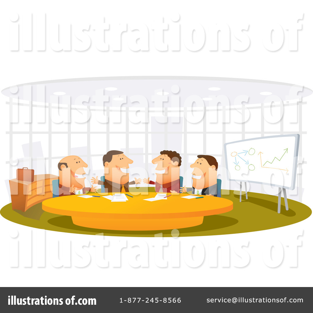 Meeting clipart corporate meeting Clipart Free #78111 Qiun Business