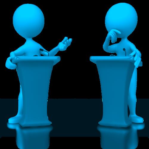 Meeting clipart debate Clip Art Forum Clip Candidates