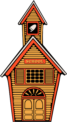 Iiii clipart pencil Classroom School School Public Domain