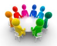 Meeting clipart employee meeting #5