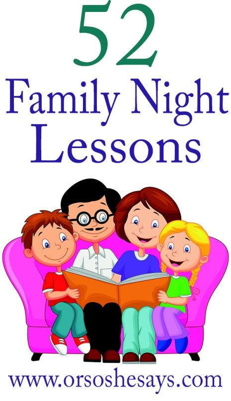Staff clipart family meeting Week for meeting Night (she: