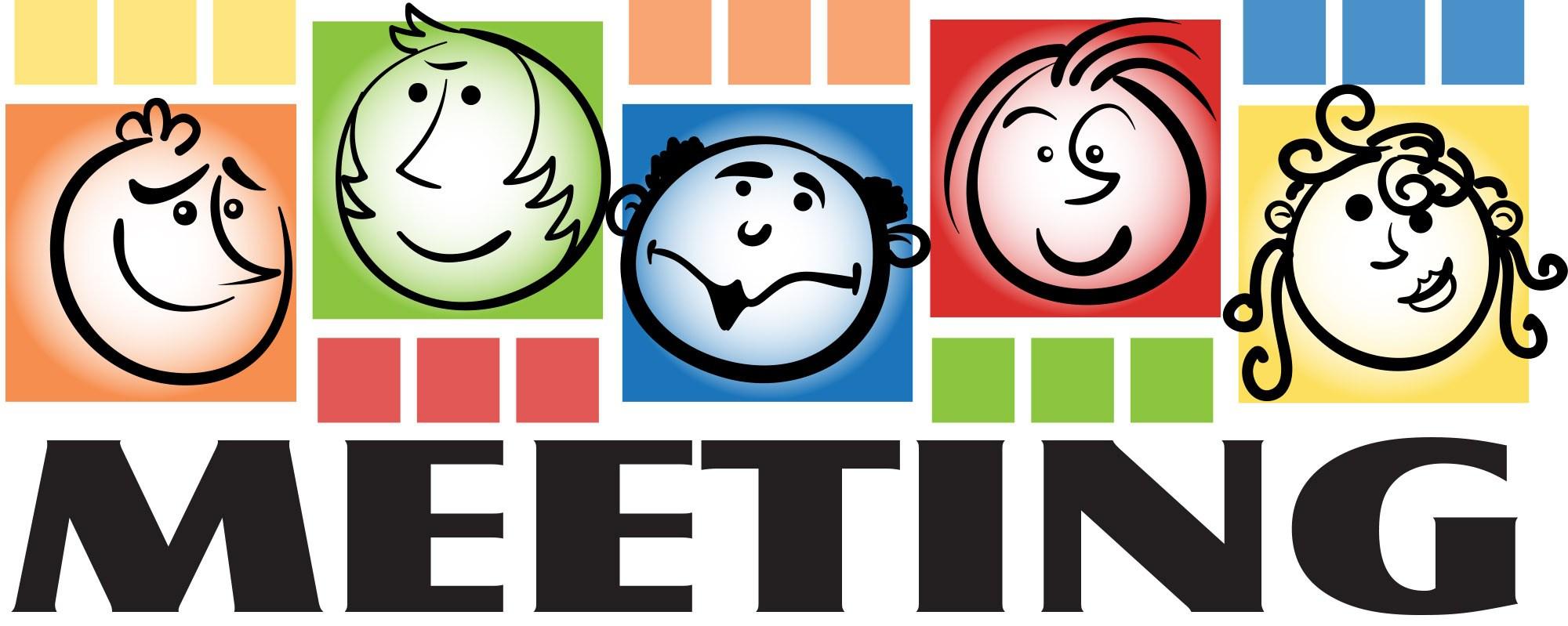 Meeting clipart fun meeting Leadership meeting Meeting Free Council