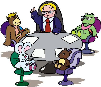 Panels clipart nomination  Fun Committee Clipart