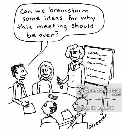 Meeting clipart funny Cartoons Comics from Boring Cartoons