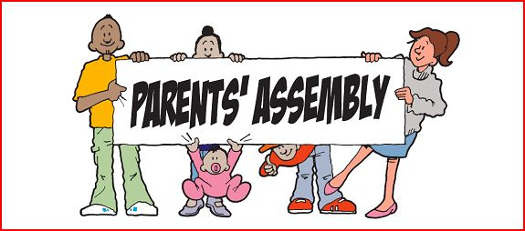 Meeting clipart general assembly May Thursday GENERAL p 6:00