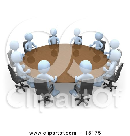 Meeting clipart group Clipart Free meeting Meeting group