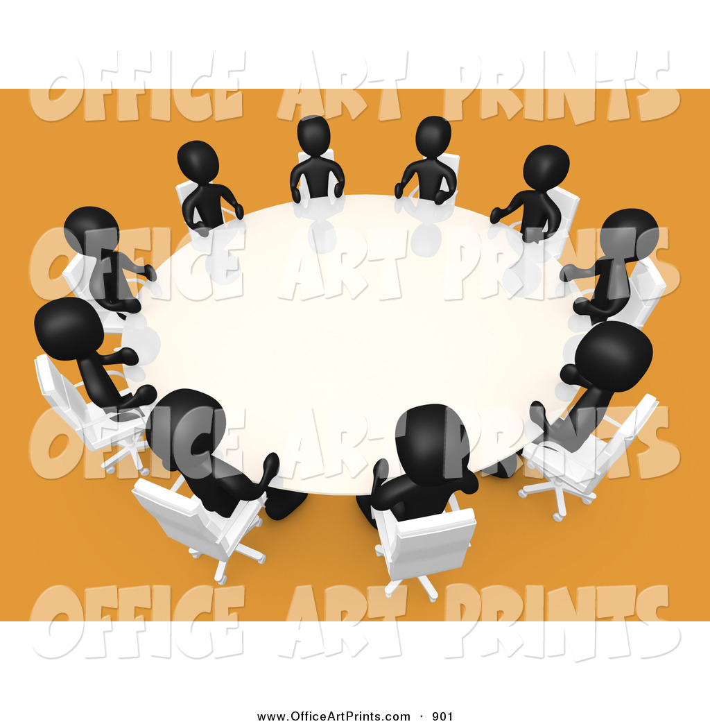 Meeting clipart group Clipart Group Panda Free White
